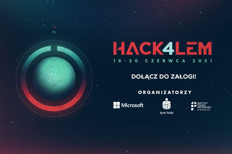 Stwórz przyszłość, którą widział Stanisław Lem – Dołącz do maratonu programowania Hack4Lem