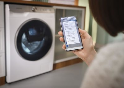 Nowa linia Samsung AI Control: czego możesz oczekiwać od inteligentnej pralki?