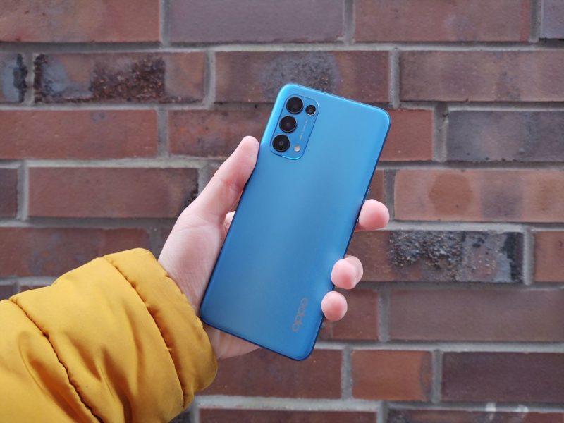 Oppo Reno 5 5G – smartfon dla nietuzinkowych twórców