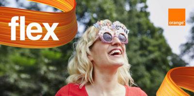 Drugie urodziny Orange Flex