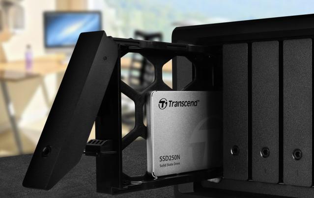 SSD250N od TRANSCEND – dysk skrojony pod NAS