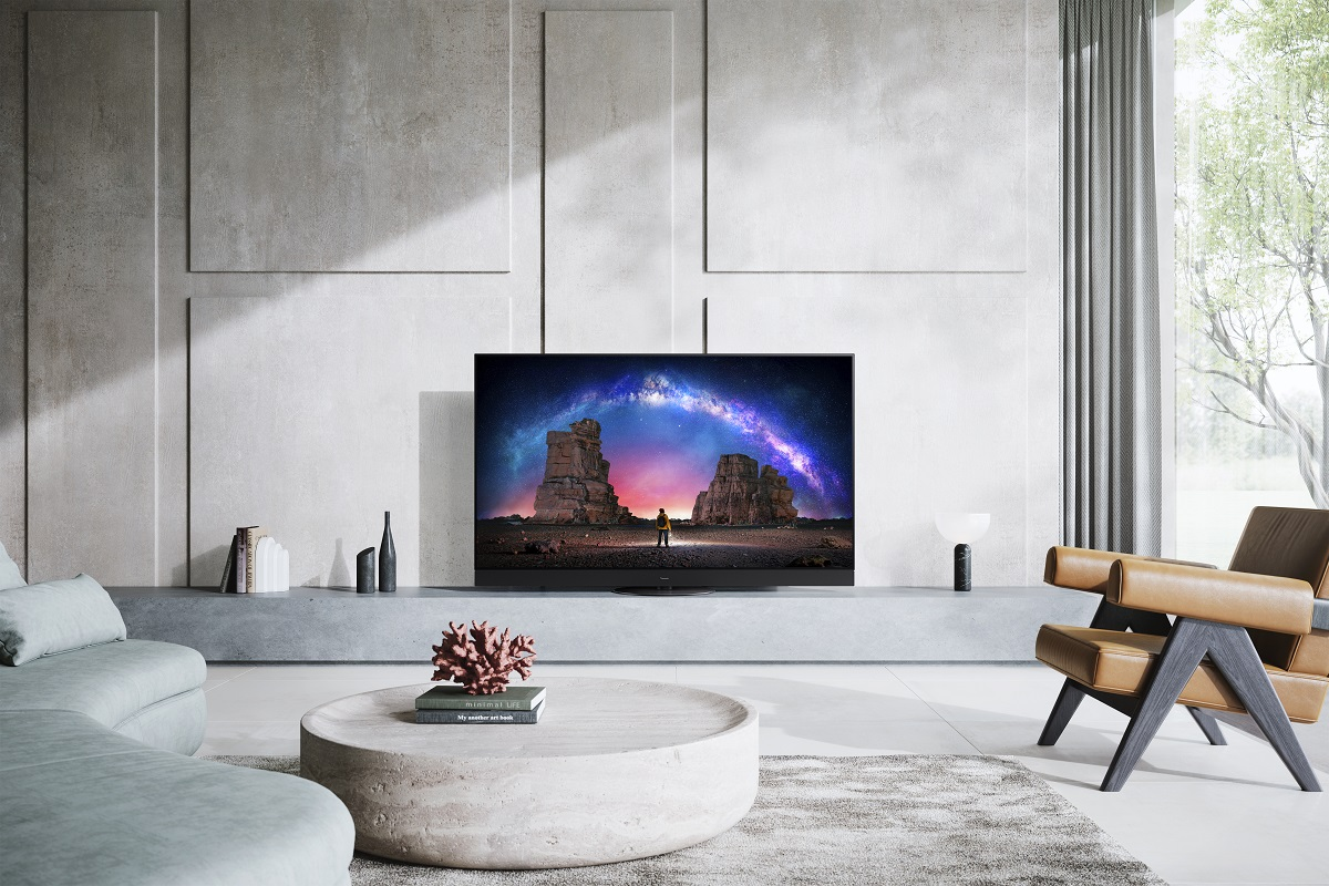 Panasonic koncentruje się na TV OLED i ujawnia datę wprowadzenia nowych modeli