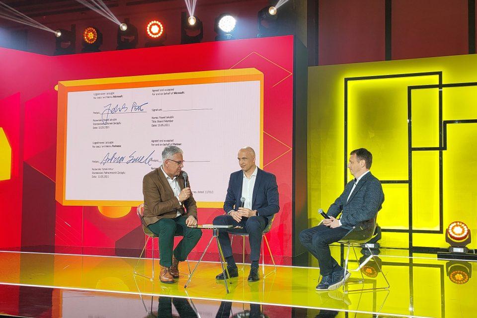 Microsoft i Gemini Polska: strategiczne porozumienie na rzecz rozwoju ekosystemu e-zdrowia