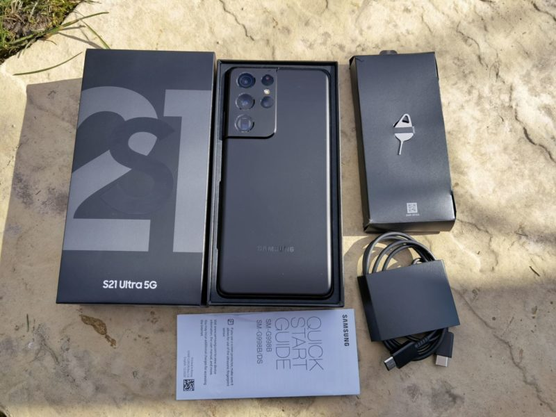 Samsung Galaxy S21 Ultra tel 098