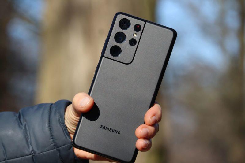 Samsung Galaxy S21 Ultra tel 125