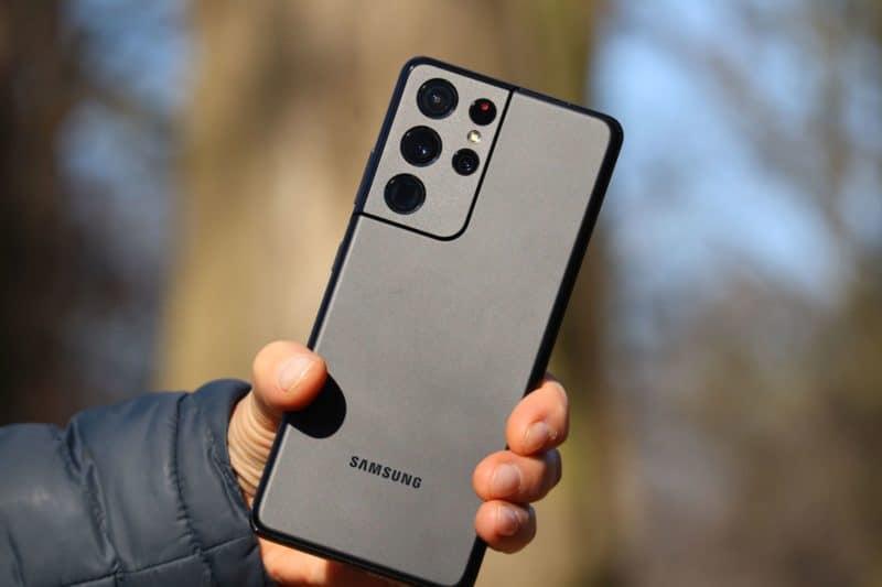 Samsung Galaxy S21 Ultra tel 126
