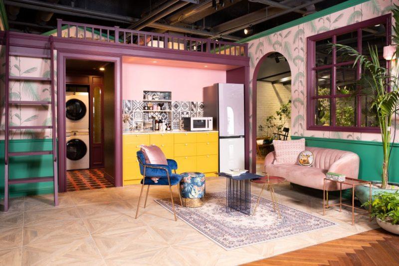 """Samsung prezentuje wizję """"Bespoke Home"""" i nowe innowacyjne urządzenia domowe"""