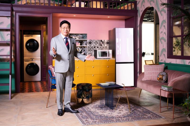 Samsung BESPOKE HOME 2021 4
