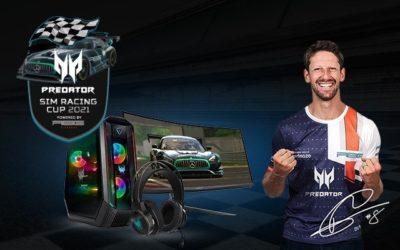 Acer: Ruszają eliminacje do zawodów Predator Sim Racing Cup 2021