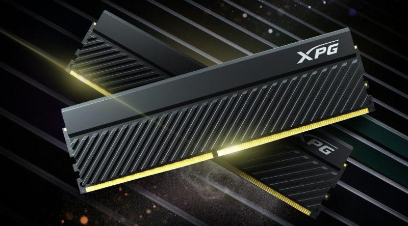 Spectrix D45 i D45G nowe moduły RAM DDR4 od XPG nadchodzą
