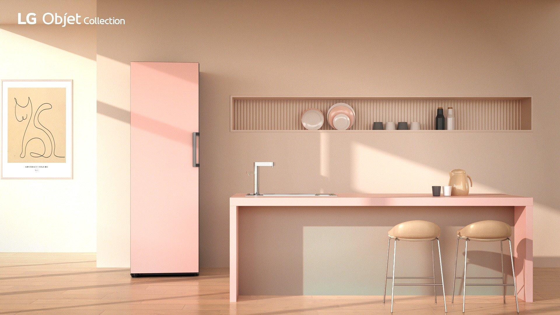 LG Objet Collection to zapowiedź światowego trendu personalizacji urządzeń domowych