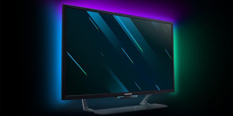 Acer prezentuje nowe monitory gamingowe z serii Predator
