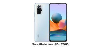 Xiaomi Redmi Note 10 Pro 6/64 GB taniej o 100 złotych