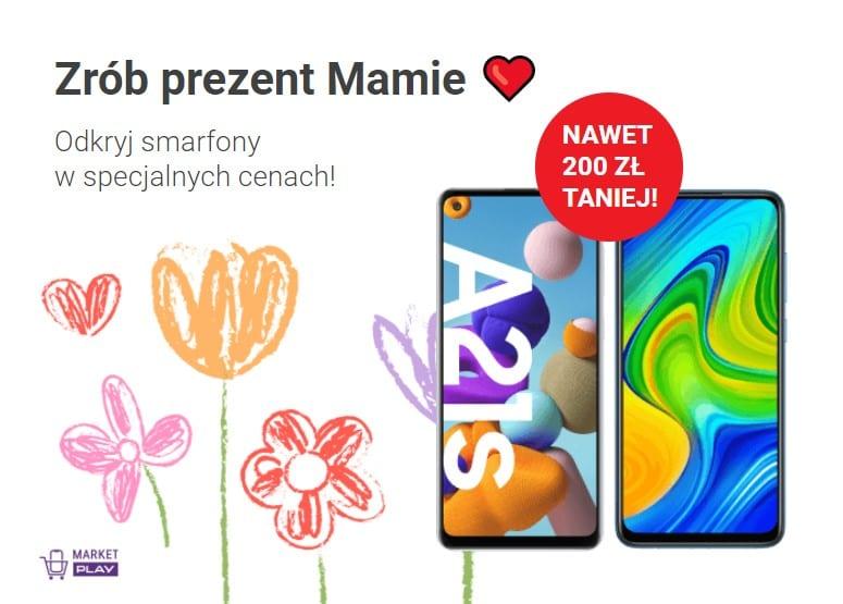 Smartfony w specjalnych cenach