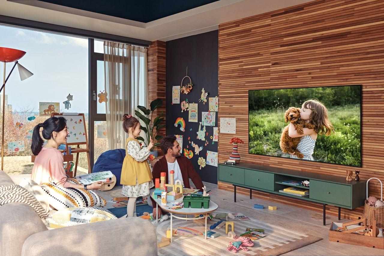 Samsung QLED, The Frame i Crystal UHD w promocji z rabatem na soundbar