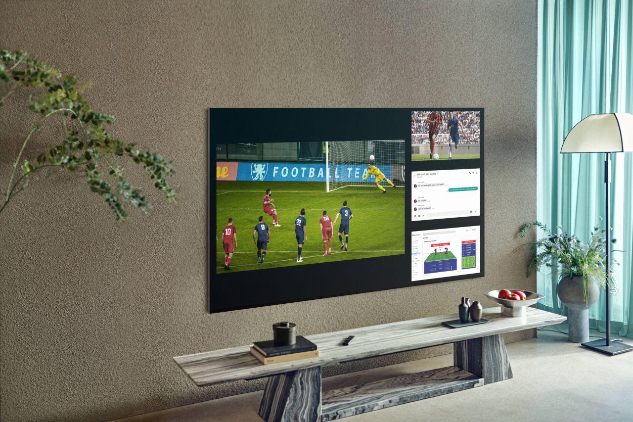 1 na 5 Polaków, kupujących w tym roku telewizor, wybierze ekran 65 cali lub większy
