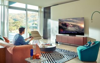 Neo QLED QN91A, czyli telewizor do filmów, sportu i gier