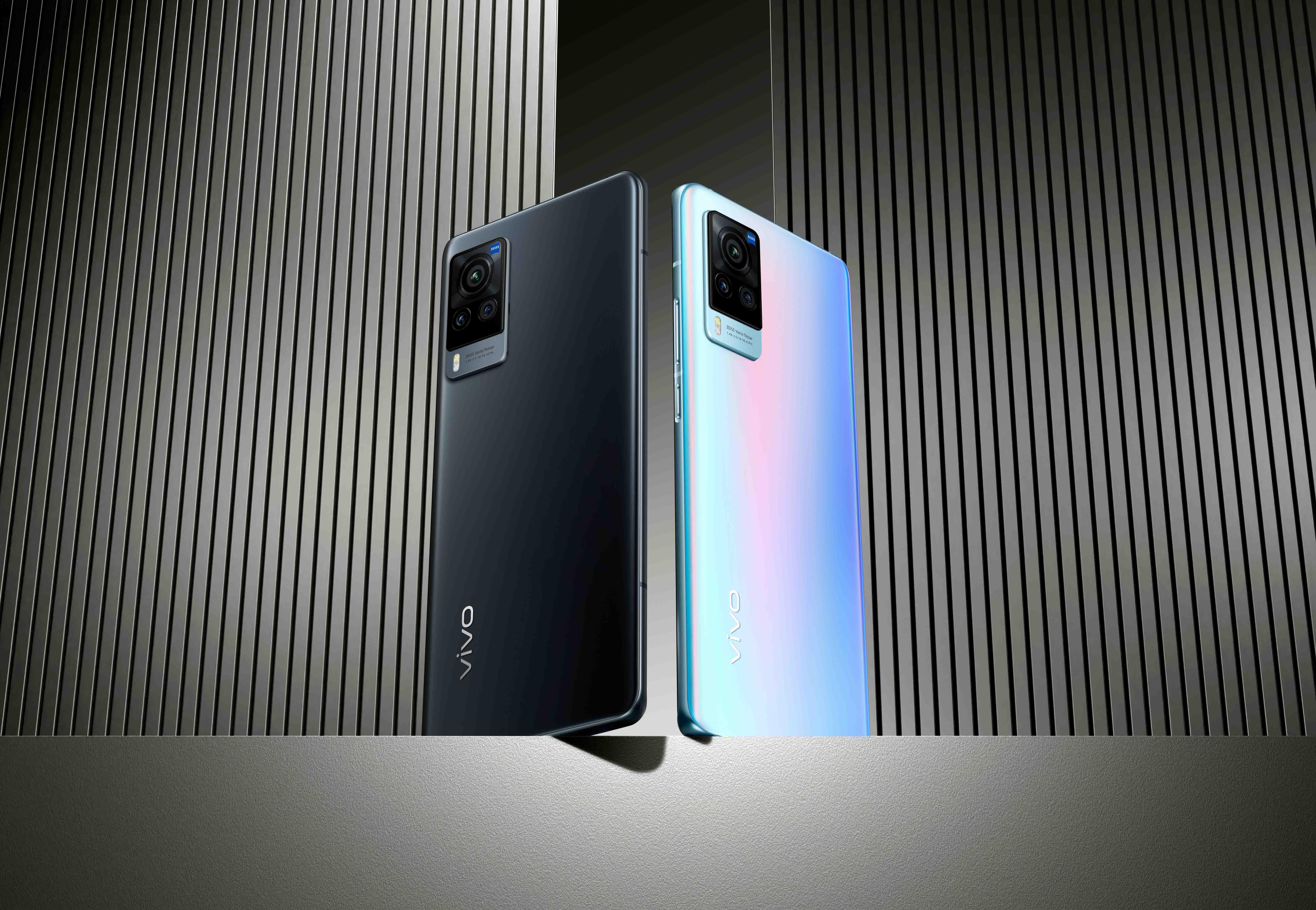 vivo wprowadza do Europy flagowy model X60 Pro 5G