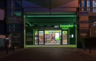 Pierwszy Żappka Store już dostępny dla klientów #Bezkas #Bezkolejek #Bezgotówki