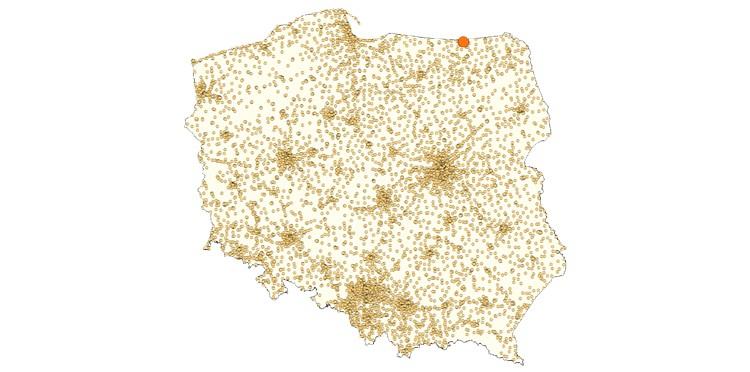 1 1 mapa Orange
