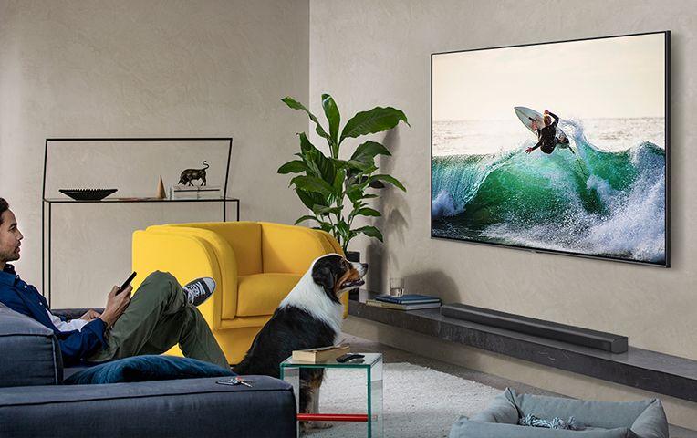 2021 Soundbar HW Q700A Gallery
