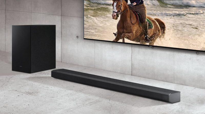 2021 Soundbar HW Q700A Gallery Expand V