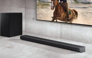 Wyjątkowa promocja na soundbary Samsung Q-Serii