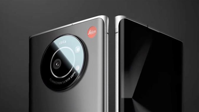 Softbank zapowiada smartfon Leica Leitz Phone 1