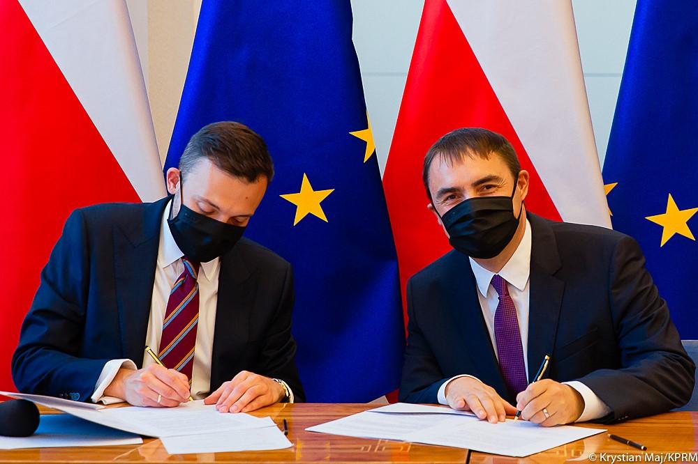 Pod patronatem Premiera Mateusza Morawieckiego powołano Warsaw Health Innovation Hub przy Agencji Badań Medycznych