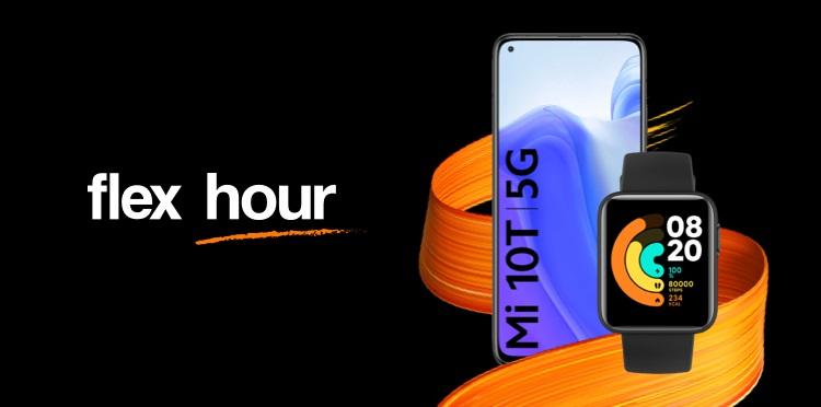 Flex Hour – nowa pozycja w sklepu Flex