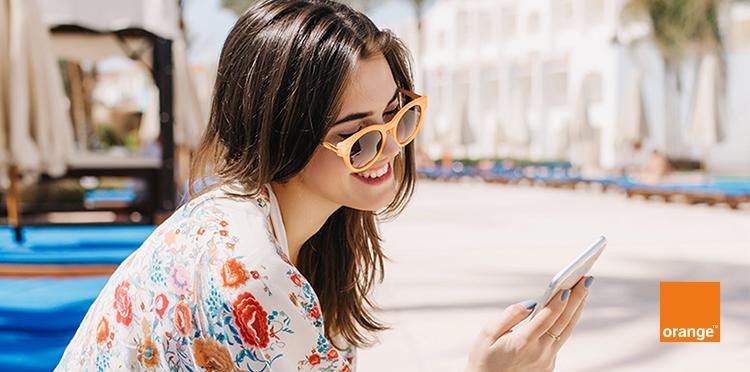 Wakacje w Orange – 5 GB na 5 dni, rozmowy i SMS-y za darmo