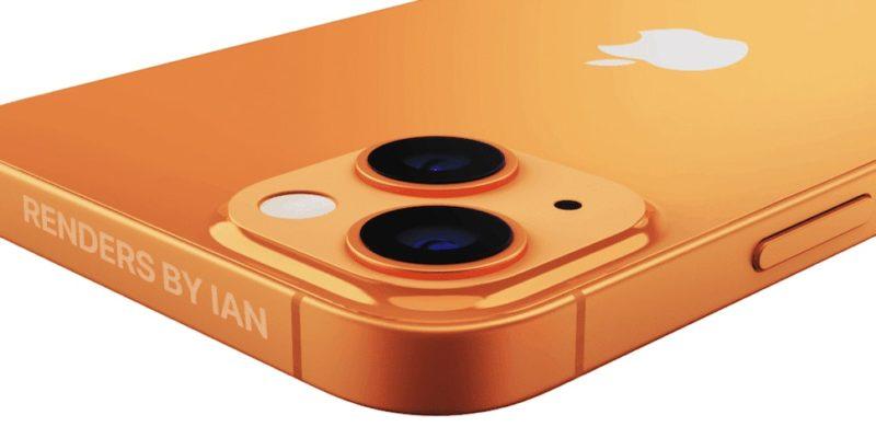 Ujawniono nowy charakterystyczny kolor iPhone 13