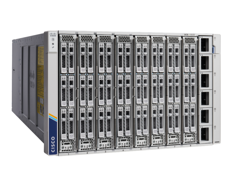 Cisco UCS X Series 2