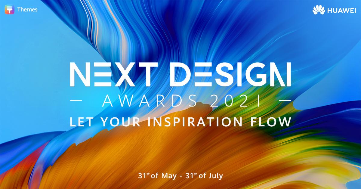 Nagrody warte 200 tysięcy dolarów w konkursie dla twórców motywów Huawei Next Design Awards 2021