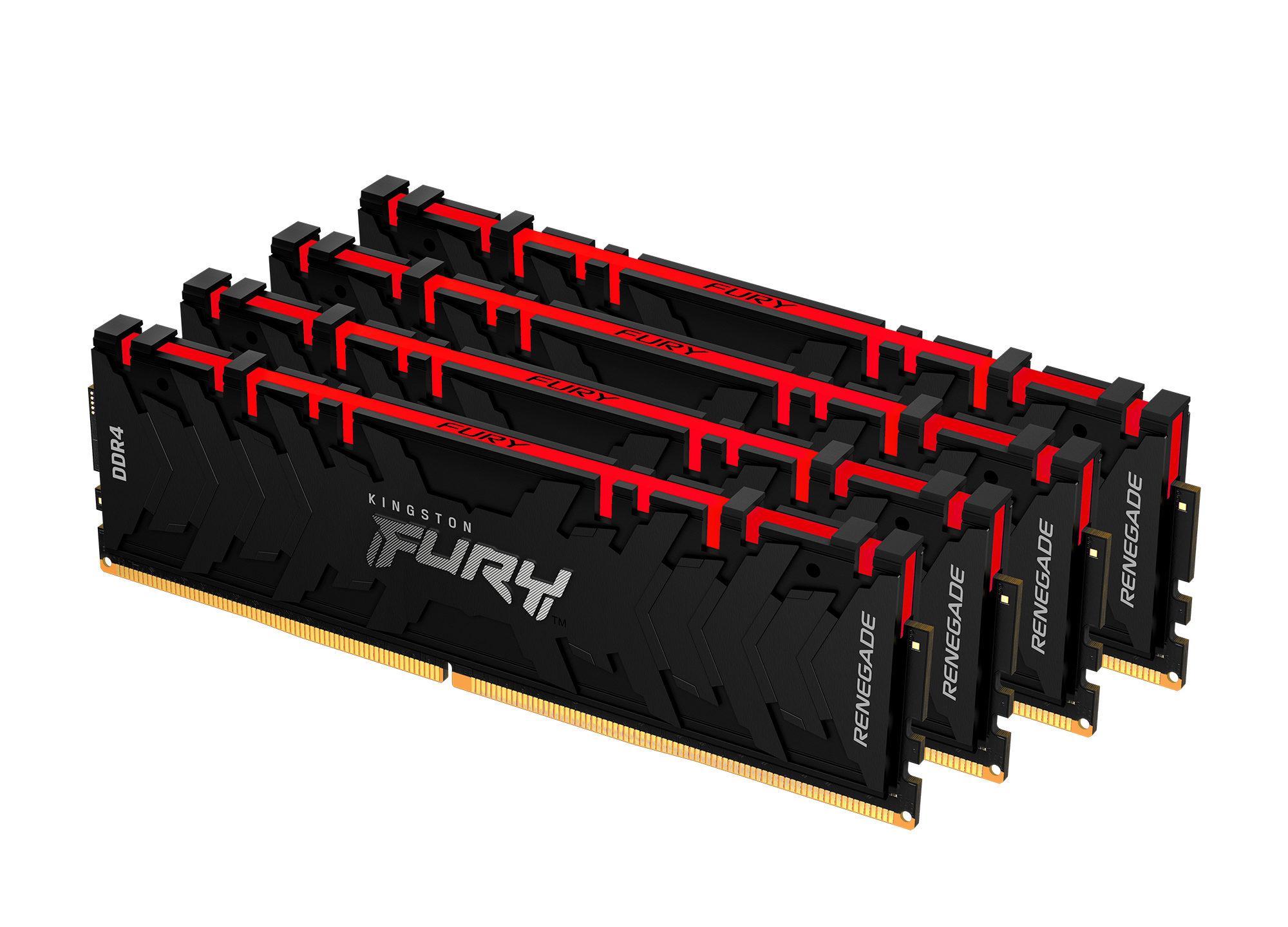 Kingston Technology przedstawia Kingston FURY ― nową markę pamięci o dużej wydajności dla pasjonatów i graczy