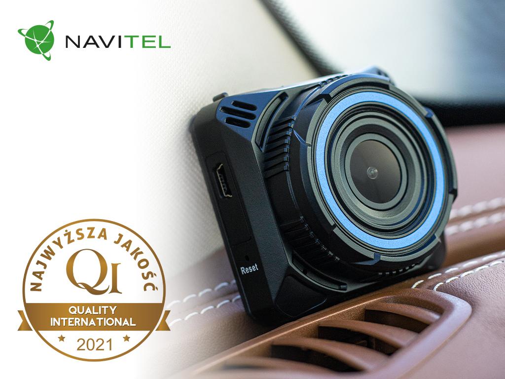 Złote Godło Quality International 2021 dla Navitel R600