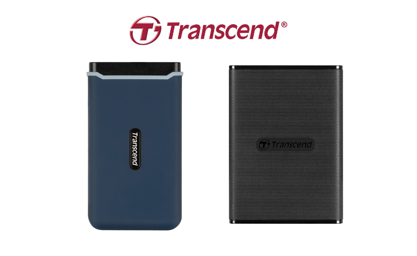 Dwa nowe modele zewnętrznych SSD z USB-C od TRANSCEND