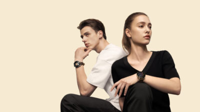 Smartwatche Huawei z serii Watch 3 już dostępne w Polsce
