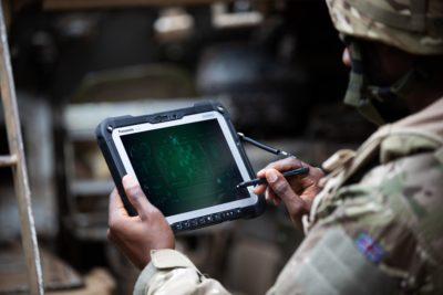 Nowy tablet TOUGHBOOK G2 stworzony dla pracowników mobilnych