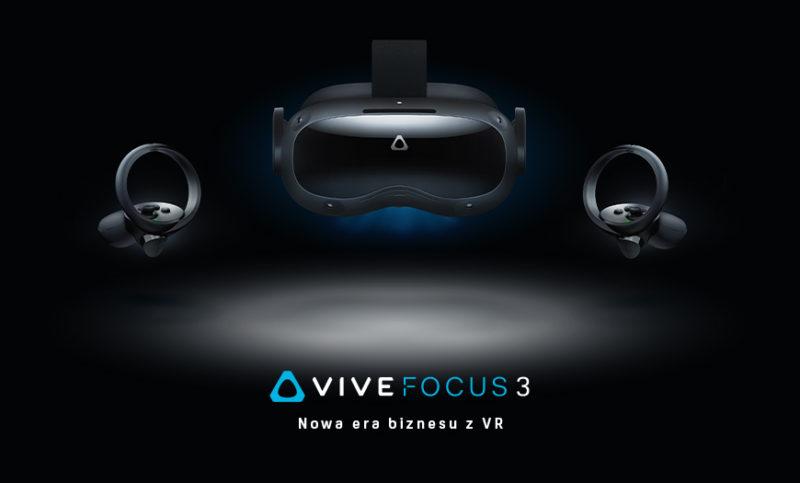 VIVE Focus 3 Pre Order PO 870x525