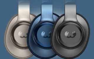 """Dźwięki """"szyte na miarę"""" – bezprzewodowe słuchawki Clam Elite Fresh 'n Rebel"""