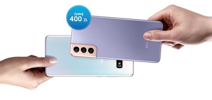 Czerwiec gorących promocji na smartfony z serii Galaxy S21