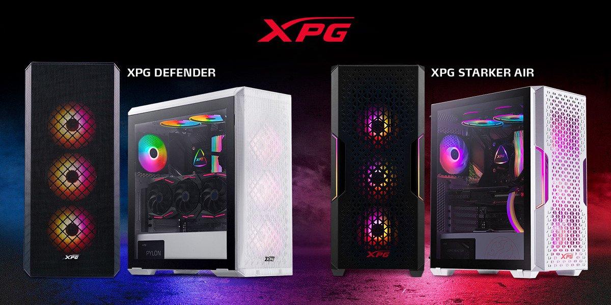 XPG liderem na rynku obudów PC typu Mesh – Nowe obudowy od XPG