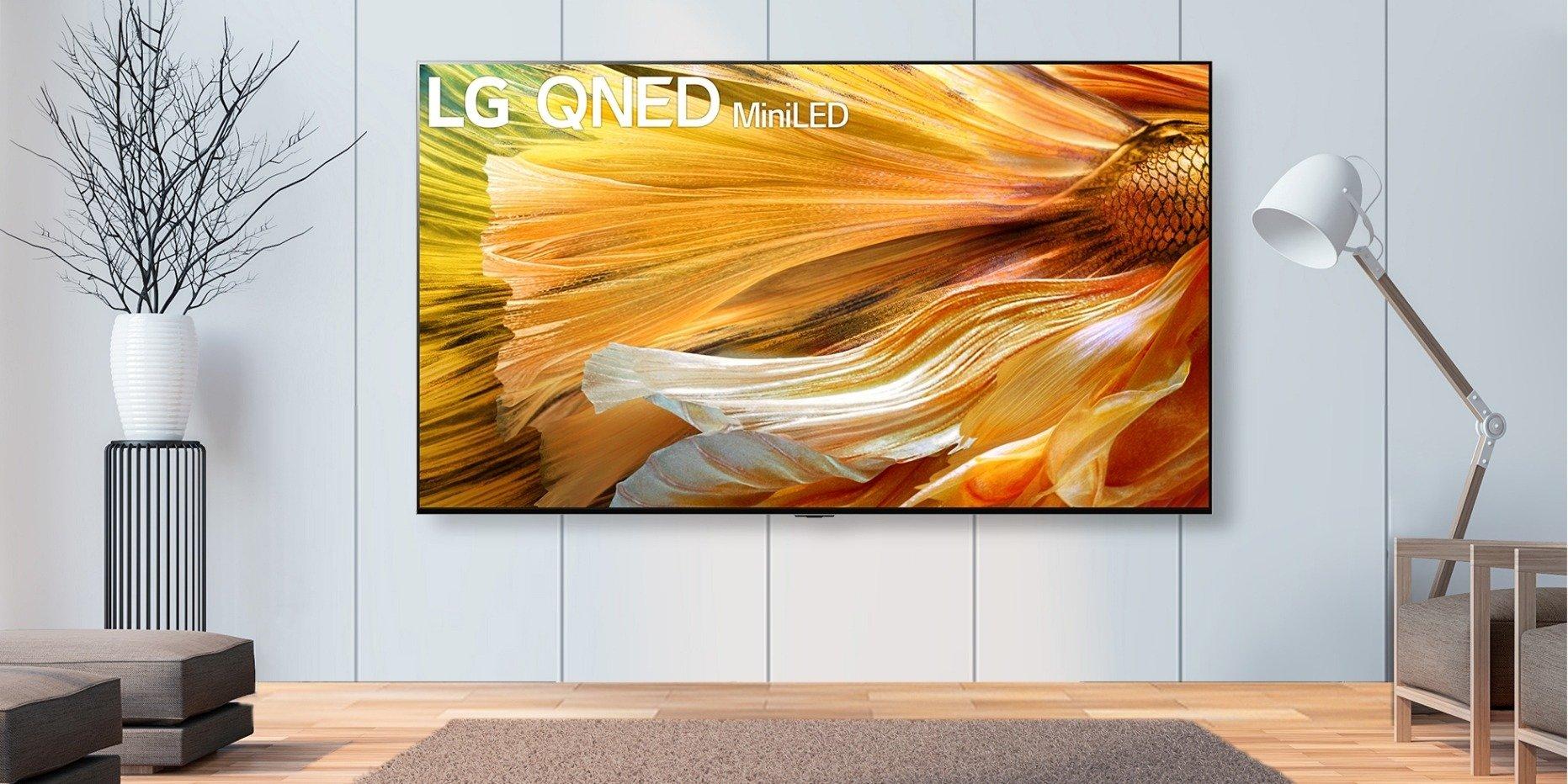 Wprowadzane na całym świecie telewizory LG QNED MiniLED ustanawiają nowy standard jakości obrazu wyświetlanego na ekranie LCD