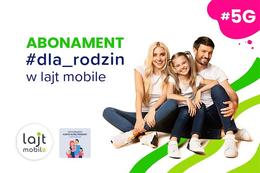 lajt mobile wprowadza dedykowaną ofertę dla rodzin
