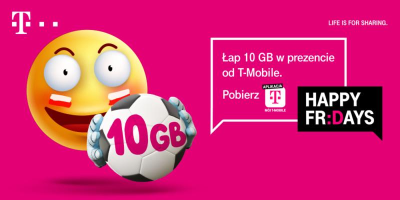 odbierz bezplatne 10 gb na euro 2021 od t mobile