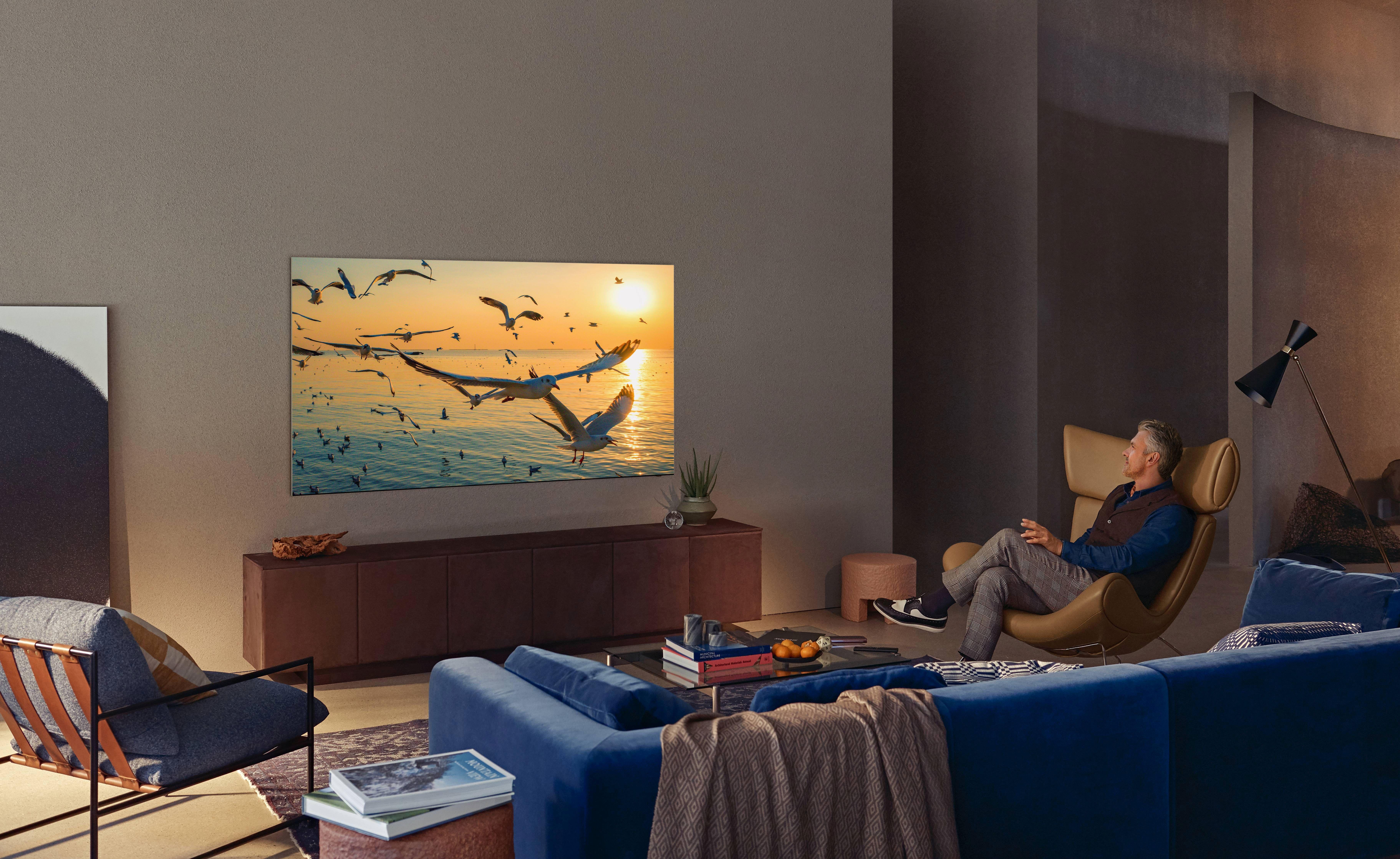 Kup wybrany telewizor Neo QLED i odbierz smartfon Galaxy