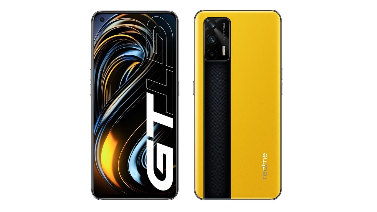 Smartfon realme GT 5G dostępny w przedsprzedaży T-Mobile