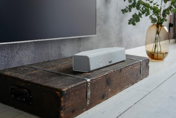 Nowy Teufel CINEBAR ONE – kompaktowy soundbar do niewielkich pomieszczeń