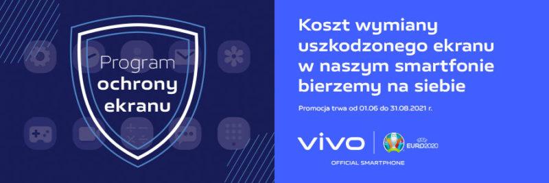 vivo Program Ochrony Ekranu